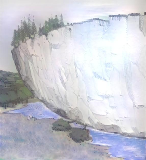 Amblesby Cliffs